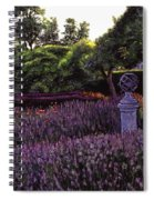 Sculpture Garden Spiral Notebook