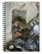 Sculpture Garden IIi Spiral Notebook