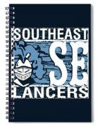 Se Lancer1 Spiral Notebook
