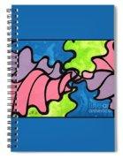 Her Um... Spiral Notebook