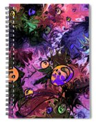 Sea Creatures Spiral Notebook