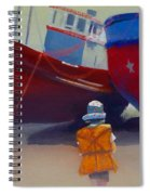 Sea Dreamer Spiral Notebook