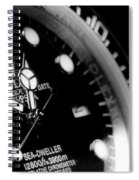 Sea Dweller Spiral Notebook