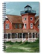Sea Girt Lighthouse Spiral Notebook