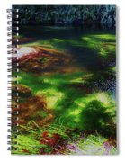 Sea Grass Spiral Notebook