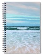 Sea Is Calling Spiral Notebook