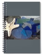 Sea Jewels Spiral Notebook