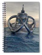 Sea Lab Spiral Notebook