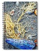 Sea Life Art By Sharon Cummings Spiral Notebook