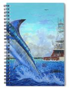 Sea Lion Spiral Notebook