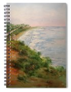 Sea Of Dreams Spiral Notebook