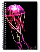 Sea Of Mystery Spiral Notebook