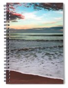 Sea Of Serenity Spiral Notebook