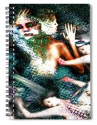 Sea Of Souls Submission Spiral Notebook