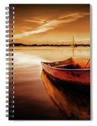Sea Scape 01 Spiral Notebook