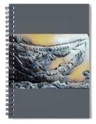 Sea Shaman Spiral Notebook