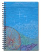 Sea Shore Spiral Notebook