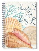 Sea Side-jp2731 Spiral Notebook