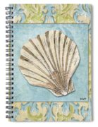 Sea Spa Bath 1 Spiral Notebook