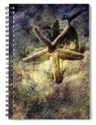 Sea Star Spiral Notebook