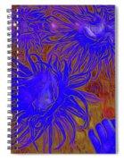 Sea Urchin 9 Spiral Notebook