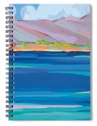Sea View Galaxidhi Spiral Notebook