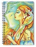 Sea Walk Spiral Notebook