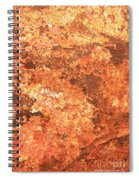 Sea Weathered- Abstract Art Spiral Notebook