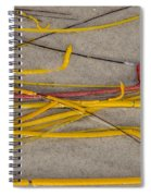 Sea Whip Coral Spiral Notebook