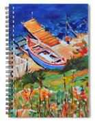Seacoast Spiral Notebook