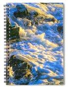 Seafoam Spiral Notebook