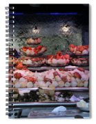 Seafood Restaurant 1 Spiral Notebook