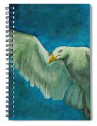 Seagull Spiral Notebook