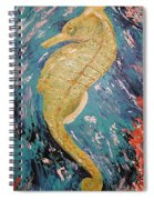 Seahorse Number 2 Spiral Notebook