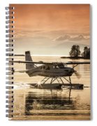 Seair Beaver 1 Spiral Notebook