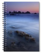 Seal Rock Glow Spiral Notebook