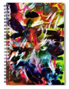 Seals Spiral Notebook