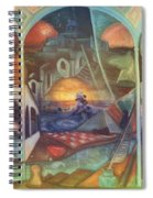 Searching For You Spiral Notebook