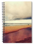Seascape 17 Spiral Notebook