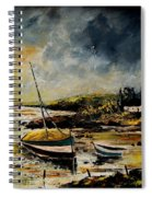 Seascape 452654 Spiral Notebook