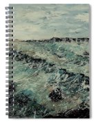 Seascape 459090 Spiral Notebook