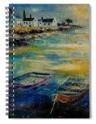 Seascape 5614569 Spiral Notebook