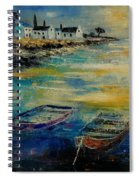 Seascape 5614569 Spiral Notebook