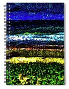 Seascape 99 Spiral Notebook