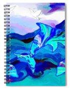Seascape Adventures Spiral Notebook