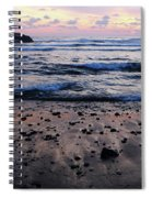 Seascape  Spiral Notebook