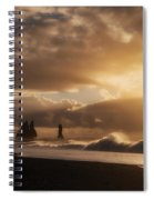 Seascape Dream Spiral Notebook
