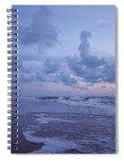 Seascape Lights Spiral Notebook