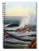 Seascape Study 1 Spiral Notebook