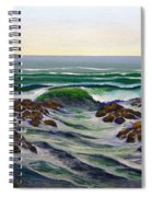 Seascape Study 6 Spiral Notebook